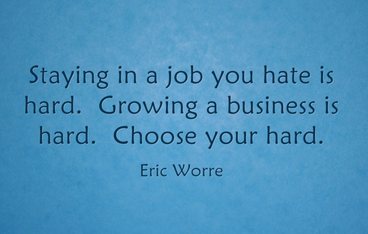Eric Worre Quotes Fascinating Greg Billings » Quote Choose Your Hard
